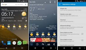 clock and weather widgets for android 15 best and beautiful weather widgets for your android home