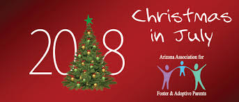 christmas in july phoenix christmas in july 2018 foster care adoption