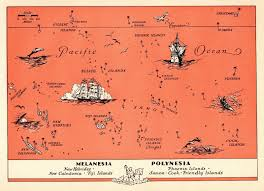 Tonga Map Australia Oceania Maps Maps Atlases U0026 Globes Antiques
