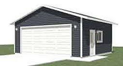 24 x 24 garage plans garage plans 2 car truck size garage plan 576 11 24 x 24