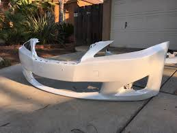 lexus is 250 used parts ca 2009 is250 front bumper parts clublexus lexus forum discussion