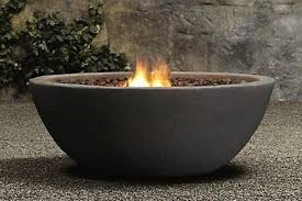Fire Pits Propane 10 Easy Fire Pits And Bowls Huffpost