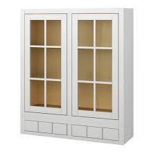 glass door kitchen cabinet with drawers sagehill designs vdw3642gd6 veranda 36 x 42 kitchen wall cabinet linen