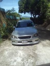 kingston lexus used cars 1998 toyota altezza for sale in kingston jamaica for 590 000