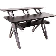 Studio Trends 46 Desk Dimensions by A V Workstation Desks U0026 Consoles B U0026h Photo Video