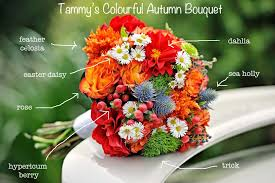 fall flowers for wedding i am a woman in bridal inspiration fall wedding flowers