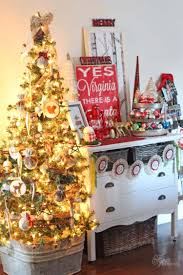 40 fabulous rustic country christmas decorating ideas woodland