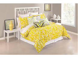 yellow and grey king size bedding real fitness