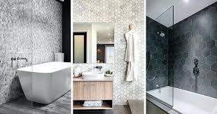 bathroom tiling ideas uk hexagon tile bathroom atech me