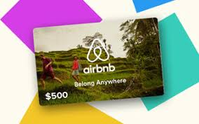 500 dollar gift card enter to win a 500 dollar airbnb gift card the escapist