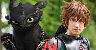 hiccup toothless train dragon 2 lowlightneon