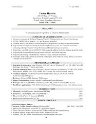 Senior System Administrator Resume Sample Download Systems Administrator Resume Haadyaooverbayresort Com