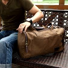 mens travel bag images Ali victory new arrival band casualcanvas bags men travel luggage jpg