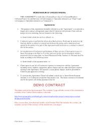 Agreement Letter Template Between Two Parties Contract Design Protection Agreement