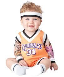double dribble basketball baby costume boys costume