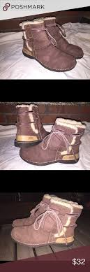 s lace up boots size 9 ugg lace up boots size 9 s
