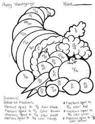 image result for fraction coloring worksheets 5th grade samowitz