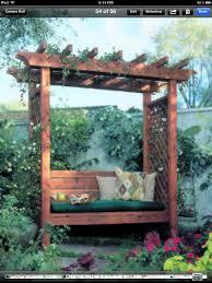 pergola with bench woodwork pergola bench plans pdf plans pdf
