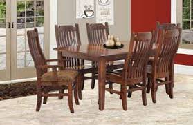 Solid Wood Dining Room Sets Shop Amish Dining Furniture Usa Made Puritan Furniture Ct