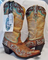 ebay womens cowboy boots size 11 sterling river boots cowboy shoes mustang country 11