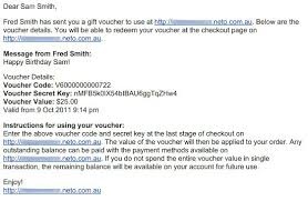 gift voucher samples documents and emails system emails gift voucher