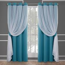 White And Blue Curtains Bathroom Shower Drapes Mint Colored Curtain Blue Yellow Gray