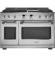 Cooktop With Griddle And Grill Zdp484ngpss Monogram 48