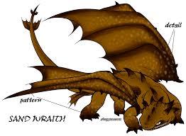 sand wraith dragons train