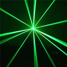 Laser Stage Lighting Outdoor by Aliexpress Com Buy Alien Dmx 100mw Green Laser Stage Lighting