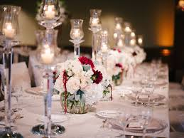 Centerpiece For Table by Round Wedding Table Ideas Also Centerpieces For Tables Picture