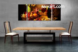 dining room wall art 1 piece brown canvas wine wall art