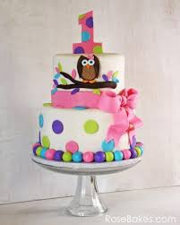 cake ideas for girl baby girl birthday cake ideas