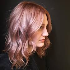 Hair Colors For Mixed Skin Tones 50 Top Notch Rose Gold Hair Ideas U2014 Trendiest Color Of The Season