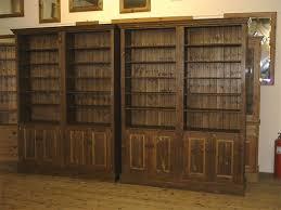 Large Bookcases Huddersfield Pine U0026 Oak Furniture Bookcases