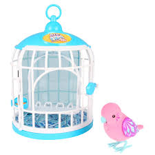 live pets bird cage pink moose toys toys