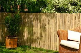 Backyard Fence Ideas Pictures Split Bamboo Fencing Ideas U2014 Bitdigest Design Ideas Split Bamboo