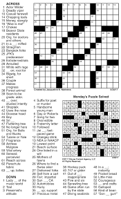 Curtain Holders Crossword by Crossword Farewell Greeting U0026 English Worksheets Greetings And