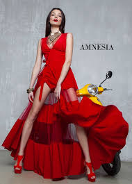 amnesia ruha szinpompás tavaszi életérzés