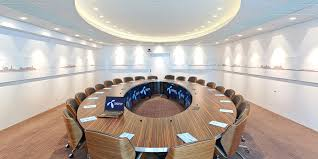 Large Boardroom Tables Round Boardroom Table U2013 Valeria Furniture