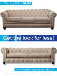look for less trendy transitional sofa gardner white blog
