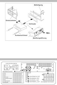 Einbau K Hen Bedienungsanleitung Auna Md120 10006450 Seite 2 Von 10 Deutsch