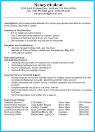 Objective In Resume Samples by 594 Best Resume Samples Images On Pinterest Resume Templates