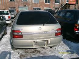 1999 Corolla Hatchback 1998 Toyota Corolla Ii Pictures