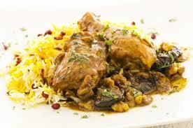 cuisine iranienne recette poulet iranien aux berberis