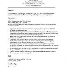 How To Make Career Objective In Resume Job Objective Resume Samples Sample Career Objective Resume Resume