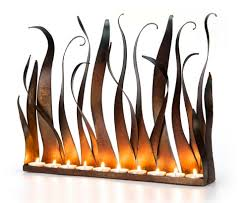 fireplace candle holder candles in ideas cfffddb tikspor