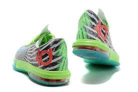 kd vi easter nlke kd vi men basketball shoes green zebra 76 50