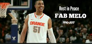Syracuse Memes - syracuse memes on twitter rest in peace fab melo 1990 2017