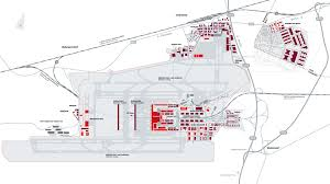 Map Of Berlin Germany by Map Of Berlin Airport Transportation U0026 Terminal