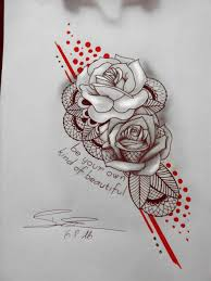 for pattern extension danielhuscroftcom rose three rose tattoo